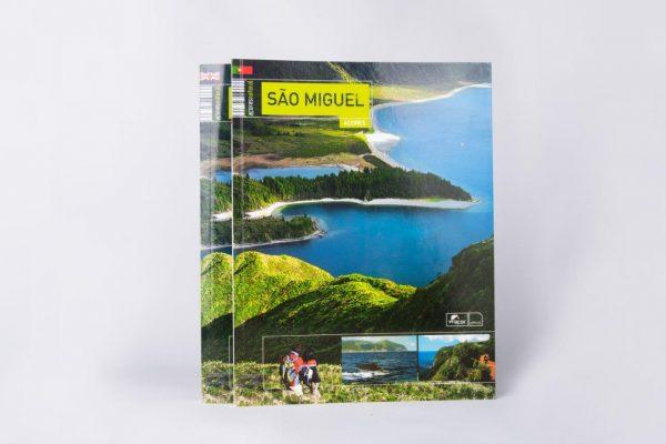 São Miguel's Island Tourist Route Book – Written in English