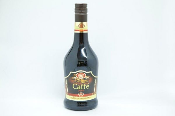 Bottle of 700ml of coffee liqueur