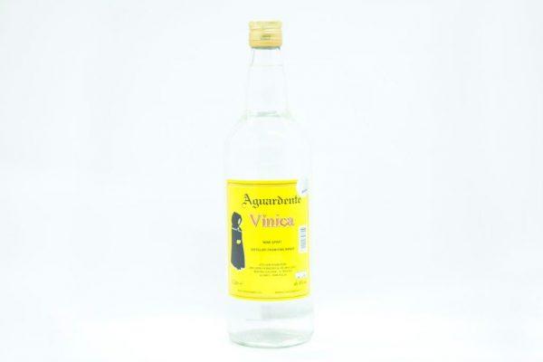 Bottle of 1Lt of brandy