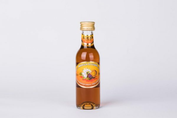 Small Bottle of Passion Fruits Liquor