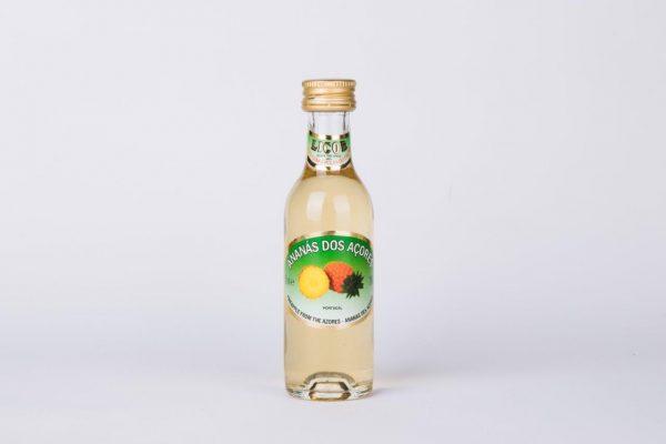 Small Bottle of Pineapples Liquor