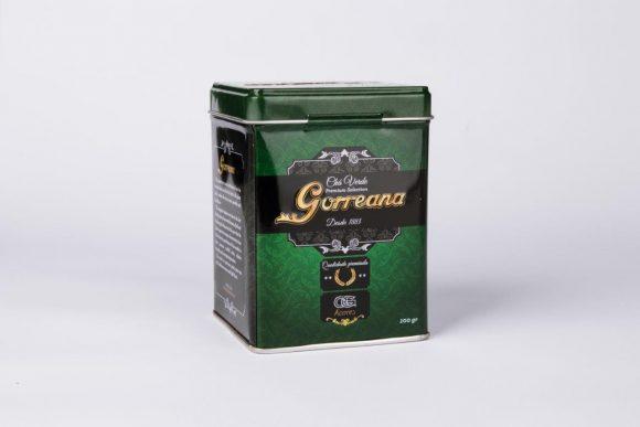 Gorreanas Container Green Tea – 100g