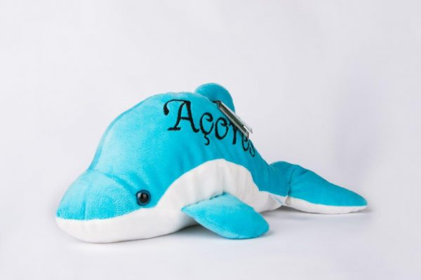 Blue Dolphin Stuffed Animal 15,75 inches