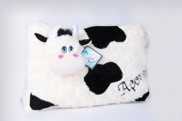 Pillow Shapped Cow