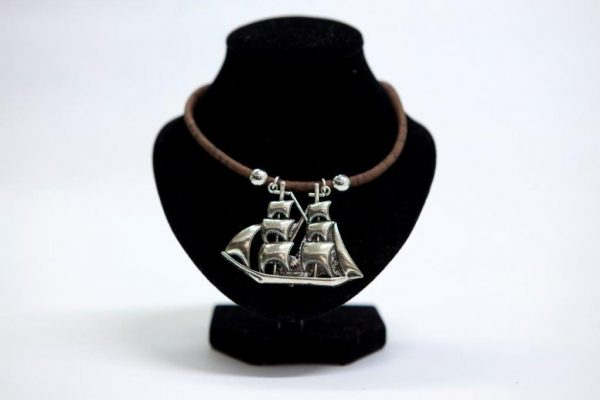 Corks necklace