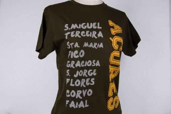 várias Ilustrações e modelos – Tamanhos Adulto – UnisexoVarious T-Shirts Models And Ilustrations – Adult Sizes – Unisex