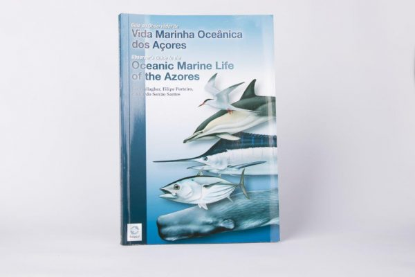 """""""The Oceanic Life of The Azores"""" Book"""