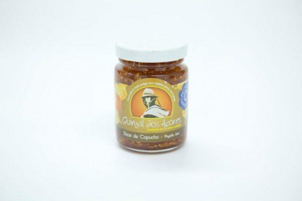 Flask of 99gr of physalis jam