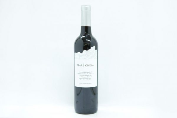 Bottle of 750ml of red wine