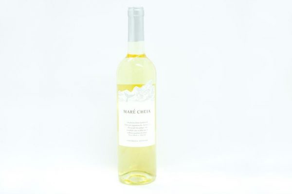 Bottle of 750ml of white wine