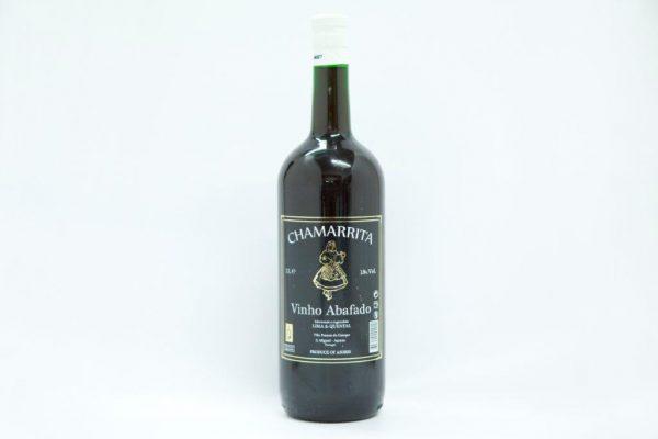 Bottle of 1Lt of muffed wine