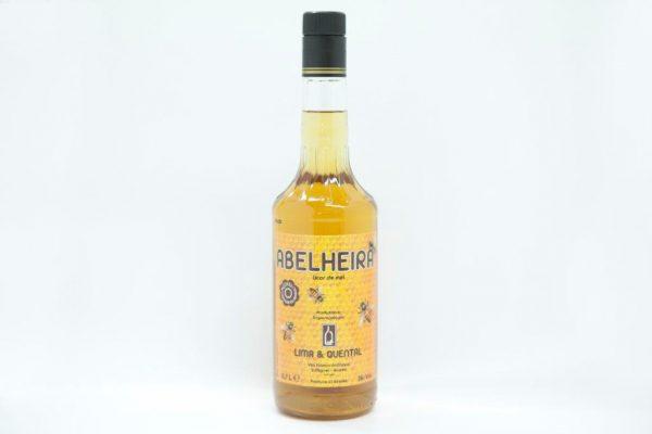 Bottle of 700ml of honey liqueur