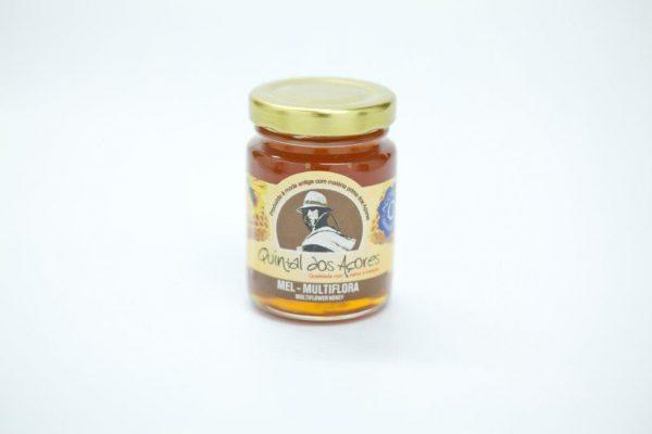 Flask of 100gr of honey